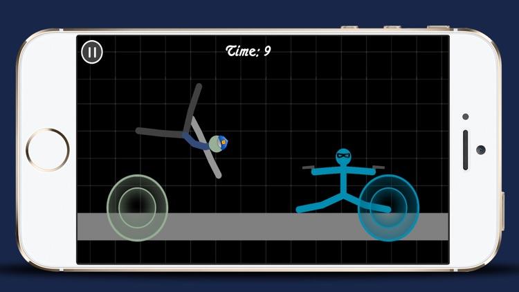 Stickman Warriors Heroes screenshot-3