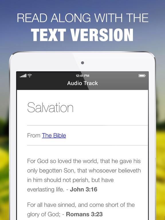 Bible Verses & Sermons Audio by Topic for Prayer   App Price