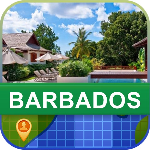 Offline Barbados Map - World Offline Maps