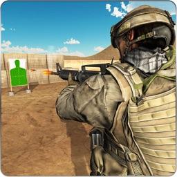 US Army Training Gun Simulator – Target Shooting