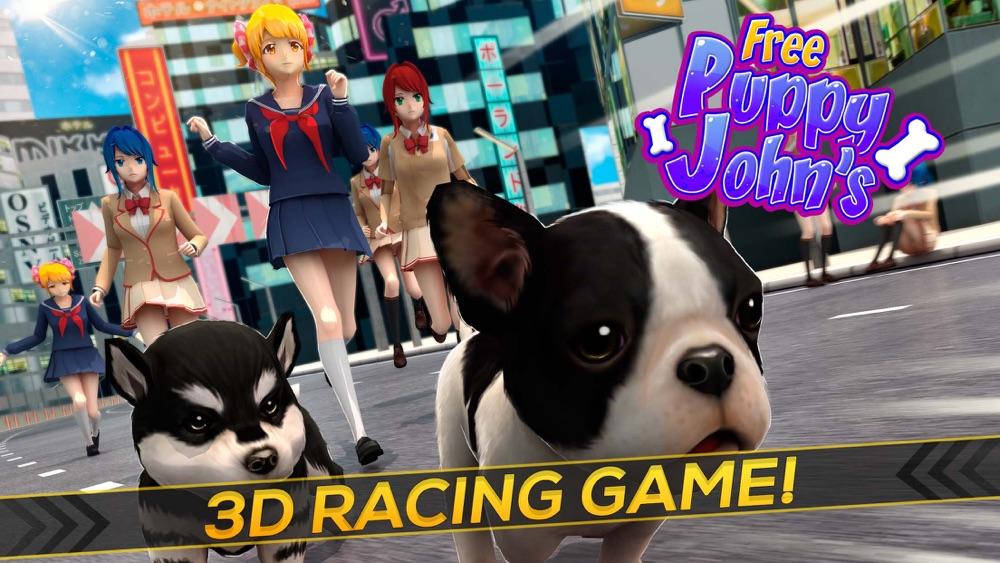 Puppy John's | Dog Runner Simulator Games Cheat Codes