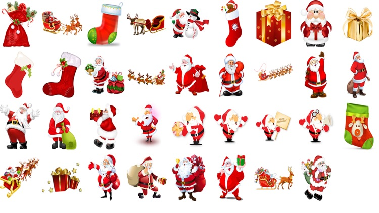 Real Santa Claus Editing Booth - Merry Christmas screenshot-4