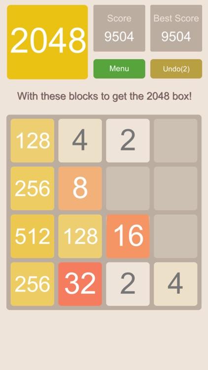 2048 Merge screenshot-0