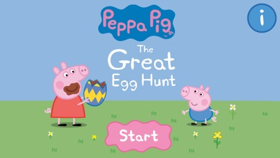 download Peppa Pig Book: The Great Easter Egg Hunt apps 0