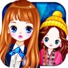 Children's games :dress up game for free