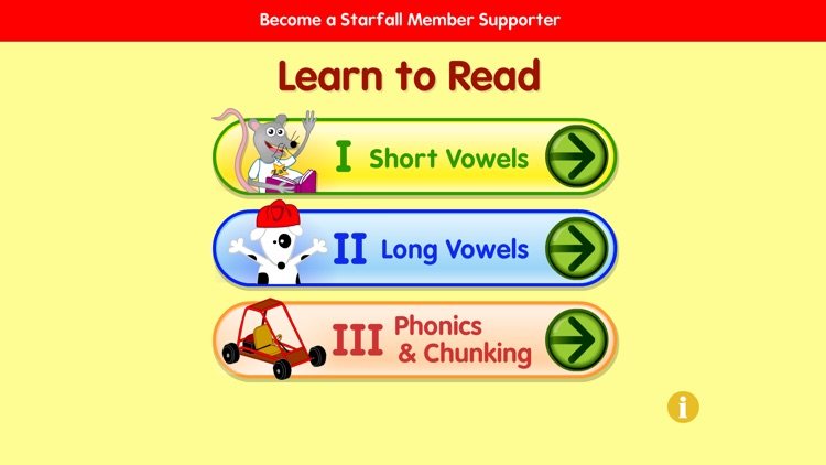 Starfall Learn to Read screenshot-0