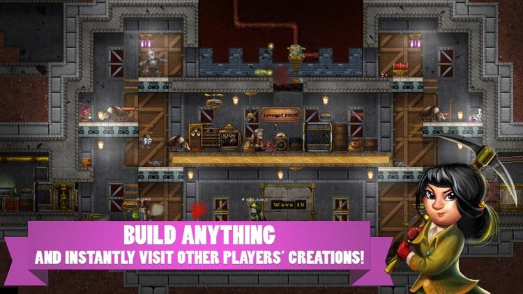 Deepworld - Sandbox MMORPG screenshot-3