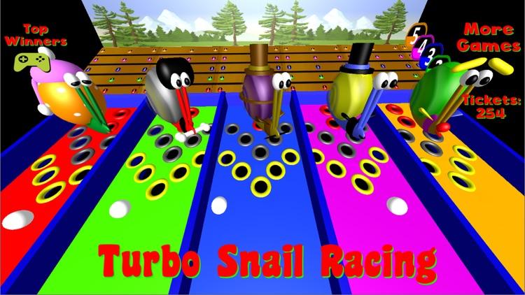 Turbo Snail Racing screenshot-4