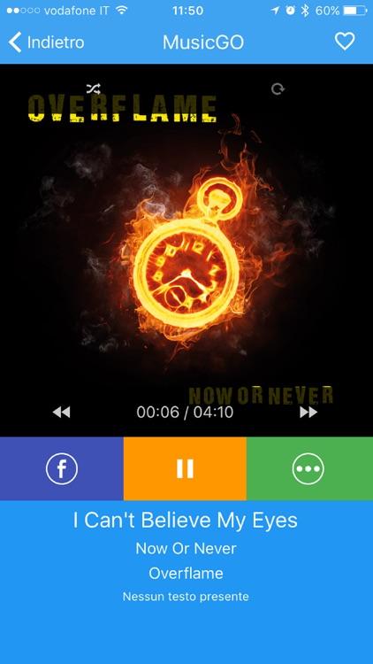 MusicGO - The fastest music player