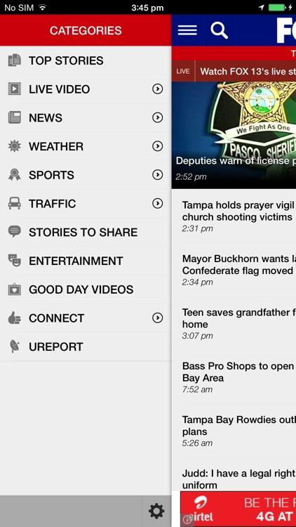 FOX 13 News Tampa Bay screenshot-3