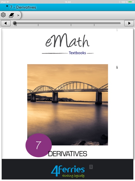 eMath7: Derivatives