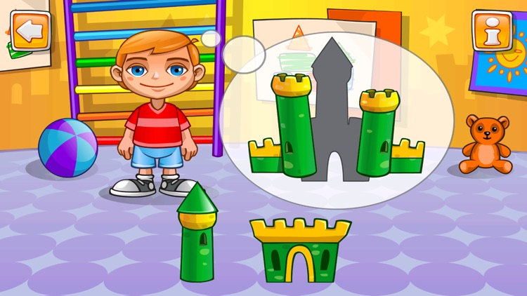 Jack's House - Educational games for kids!
