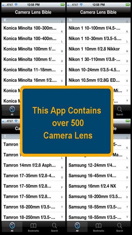 Camera Lens Bible screenshot-4