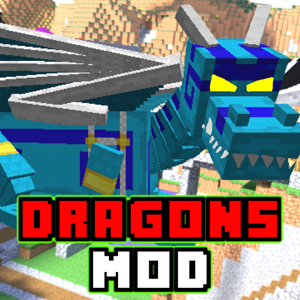 DRAGONS MODS FREE for Minecraft PC Game Edition app