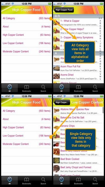High Calcium Food screenshot-3