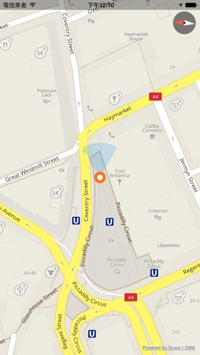 西班牙 離線地圖和旅行指南屏幕截圖3