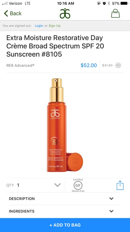 Shop Arbonne screenshot-2