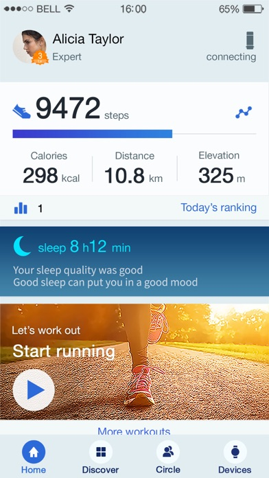 Top 10 Apps like Huawei Health in 2019 for iPhone & iPad