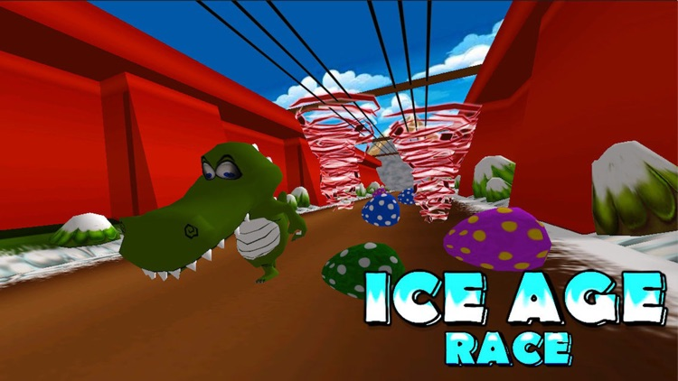 Ice Age Race - Free Kids Racing Games