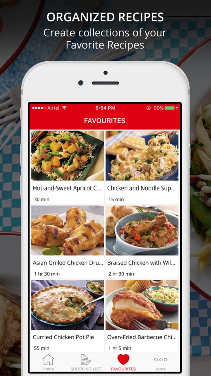 Yum! Chicken Recipes Pro - Cook And Learn Guide screenshot-3