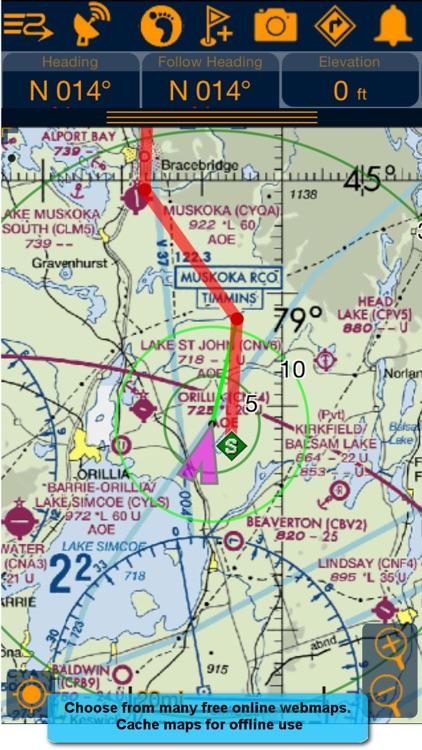 PathAway Express - Outdoor GPS Navigation, Maps