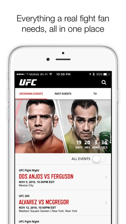 UFC ® screenshot-0