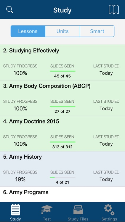 PROmote - The  Study Guide for Army Promotions app image