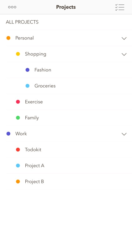 Todokit - Todo List, Task Manager, Daily Planner screenshot-1