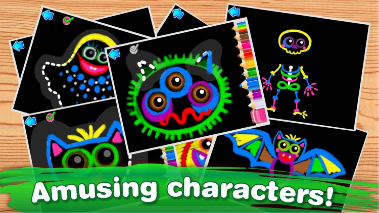 DRAWING for Kids and Toddlers. Learning Games Free screenshot-4