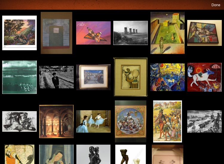 Art Collectors for iPad