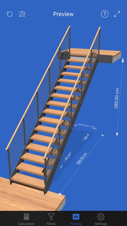 Visual Stair Calc screenshot-3