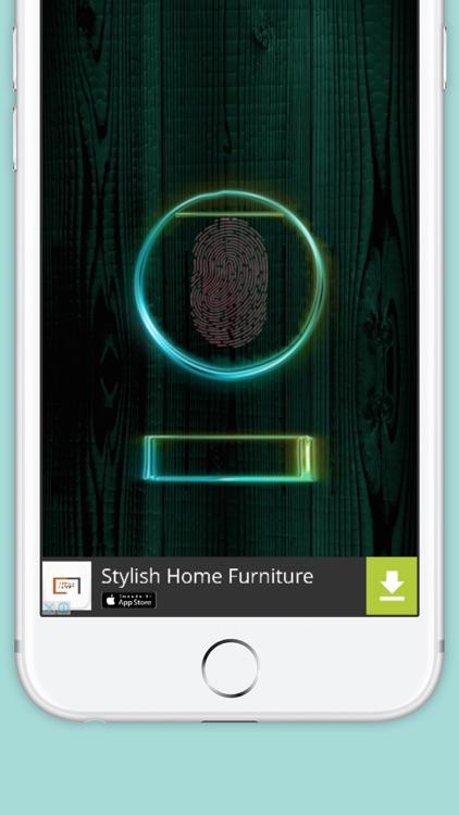 Lie Detector & Polygraph Fingerprint Scanner