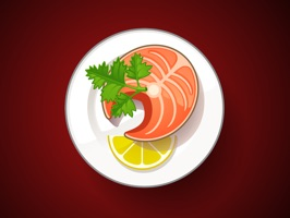 Dishes food - Stickers for iMessage