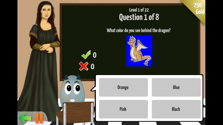 Dragon Egg — Kindergarten Game for Early Learners