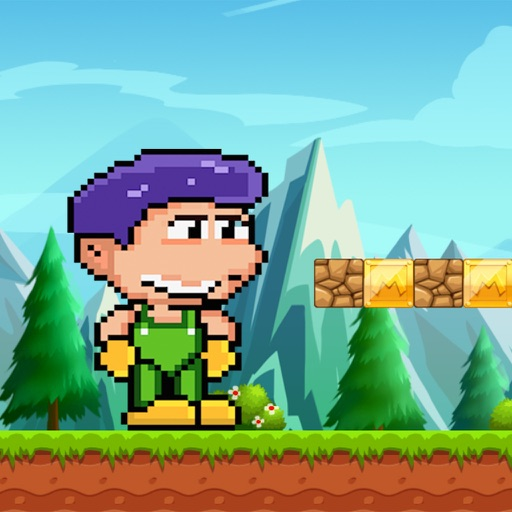 Super Pixel Jumps & Run For Temple iOS App