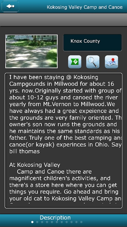 Ohio Campgrounds screenshot-2