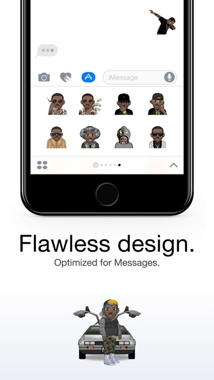 Fabolous ™ by Moji Stickers