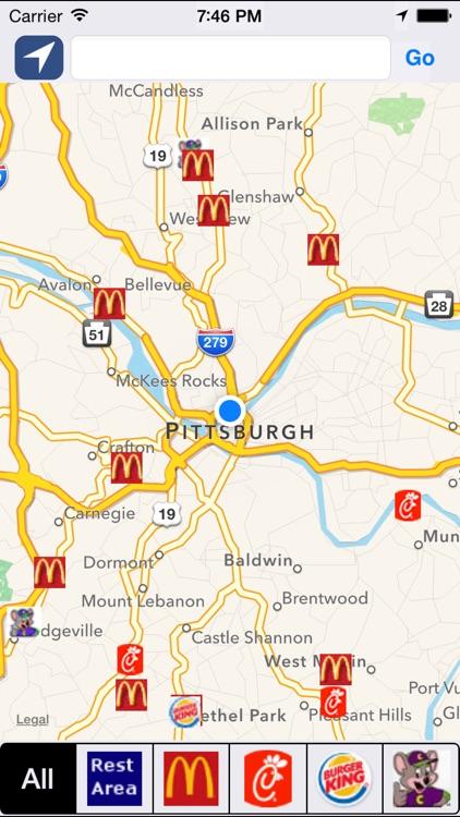 PlayPlaces - Ultimate Kids Road Trip App