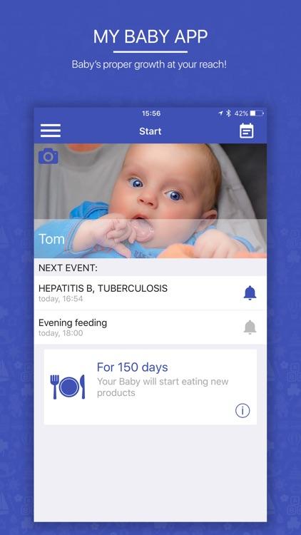 Baby tracker: new mom