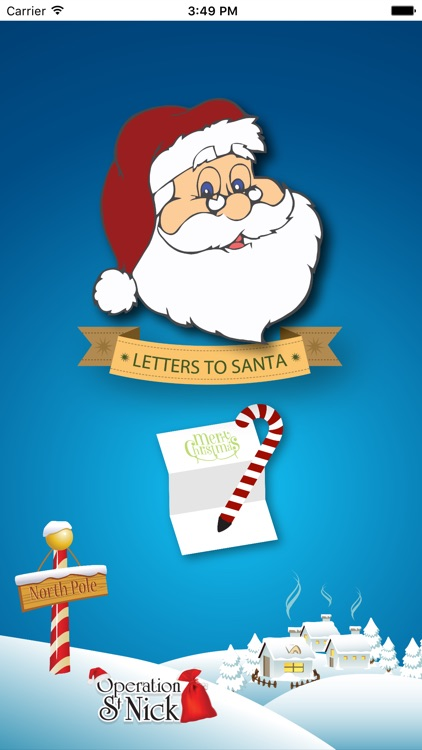 Send Letters To Santa screenshot-0