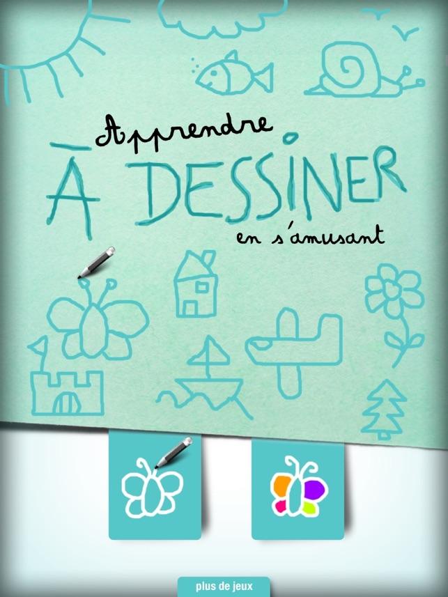 apprendre dessiner en s 39 amusant version lite dans l app store. Black Bedroom Furniture Sets. Home Design Ideas
