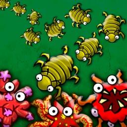 Garden Defense - Super Swarm