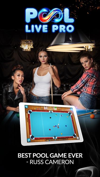 Pool Live Pro 8 Ball & 9 Ball screenshot-0