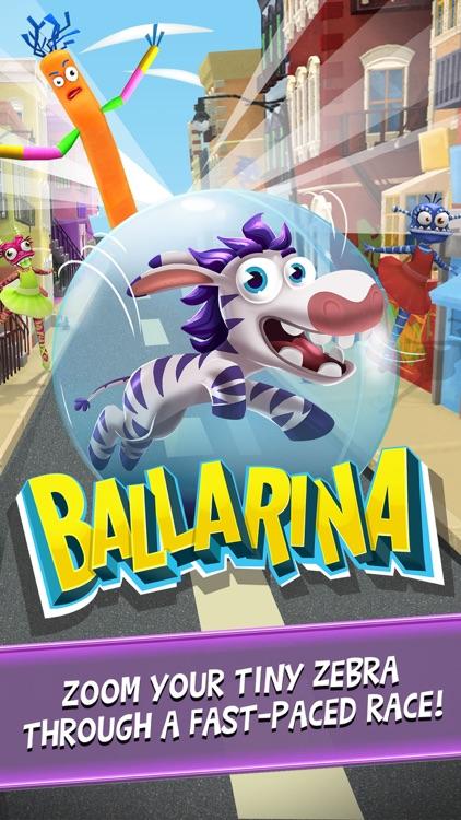 Ballarina - a GAME SHAKERS App screenshot-0