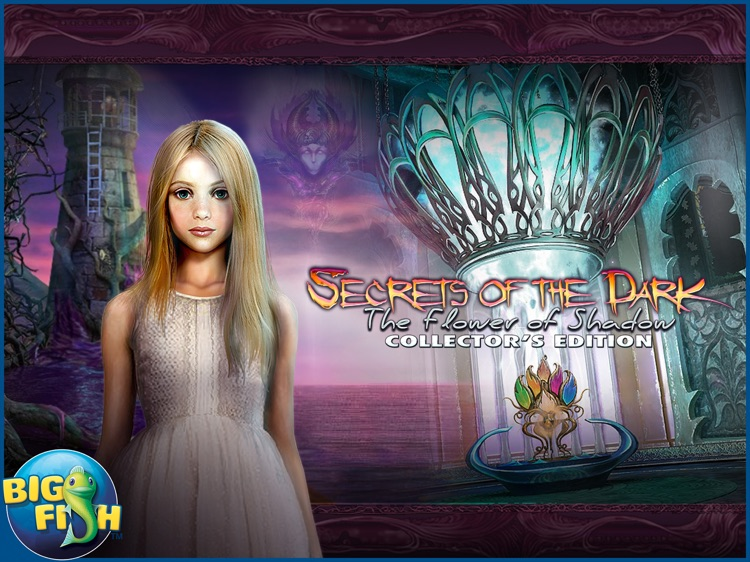 Secrets of the Dark: The Flower of Shadow (Full) screenshot-4