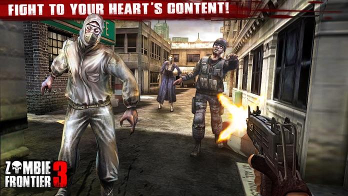 Zombie Frontier 3 Screenshot