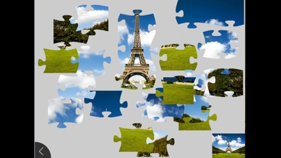 Architecture - Jigsaw and sliding puzzles screenshot three