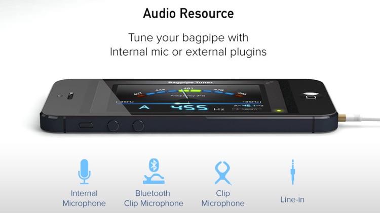 Bagpipe Tuner screenshot-3