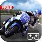 VR自行车锦标赛 - Xtreme赛车游戏免费家庭游戏免费VR游戏 icon