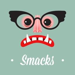 Smacks stickers